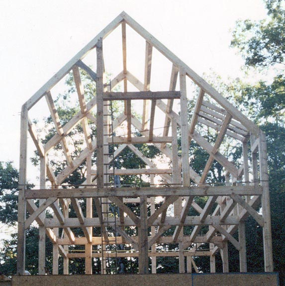 Timber-framing